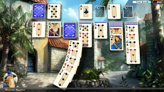 Hardwood Solitaire IV – Mod + Data for Android 1