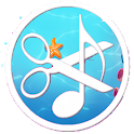mp3 cutter and music icon