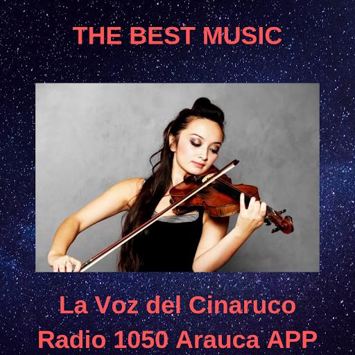 La Voz del Cinaruco Radio 1050 Arauca APP FREE ss3