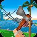 Pirata Craft Ilha Survival icon