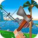 Pirate Craft Island Survival icon