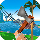Pirate Craft Island Survival