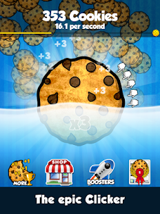 Cookie Clickers™- screenshot thumbnail