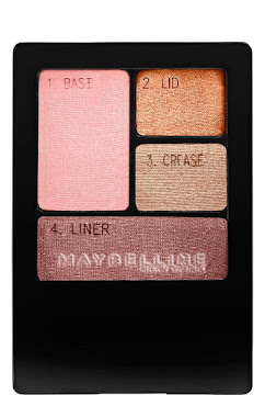 Sombra MAYBELLINE EXPERT   WEAR Quad Reno Autumn Coppers x4.8g