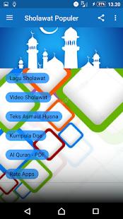 Sholawat Sharla Merdu Offline - náhled