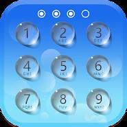 Lock screen water APK icon