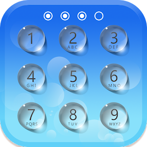Lock screen water APK Download for Android
