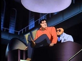 Season 2, Episode 9 The Strange Secret of Bruce Wayne