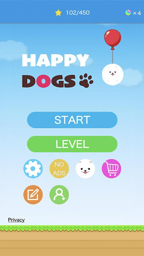 HAPPY DOGS - screenshot