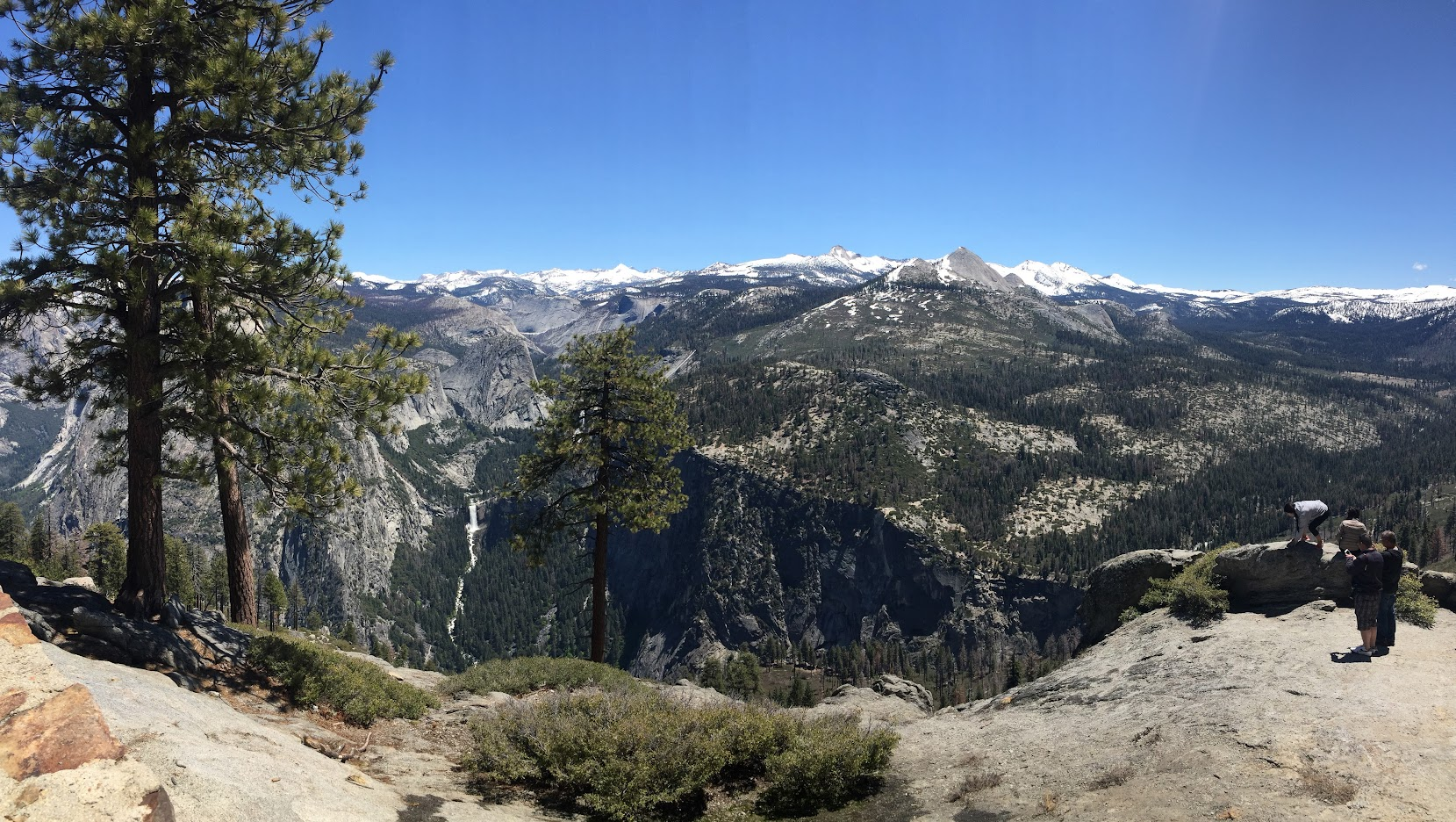 Yosemite National Park View