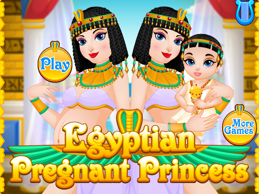 Egyptian Pregnant Princess