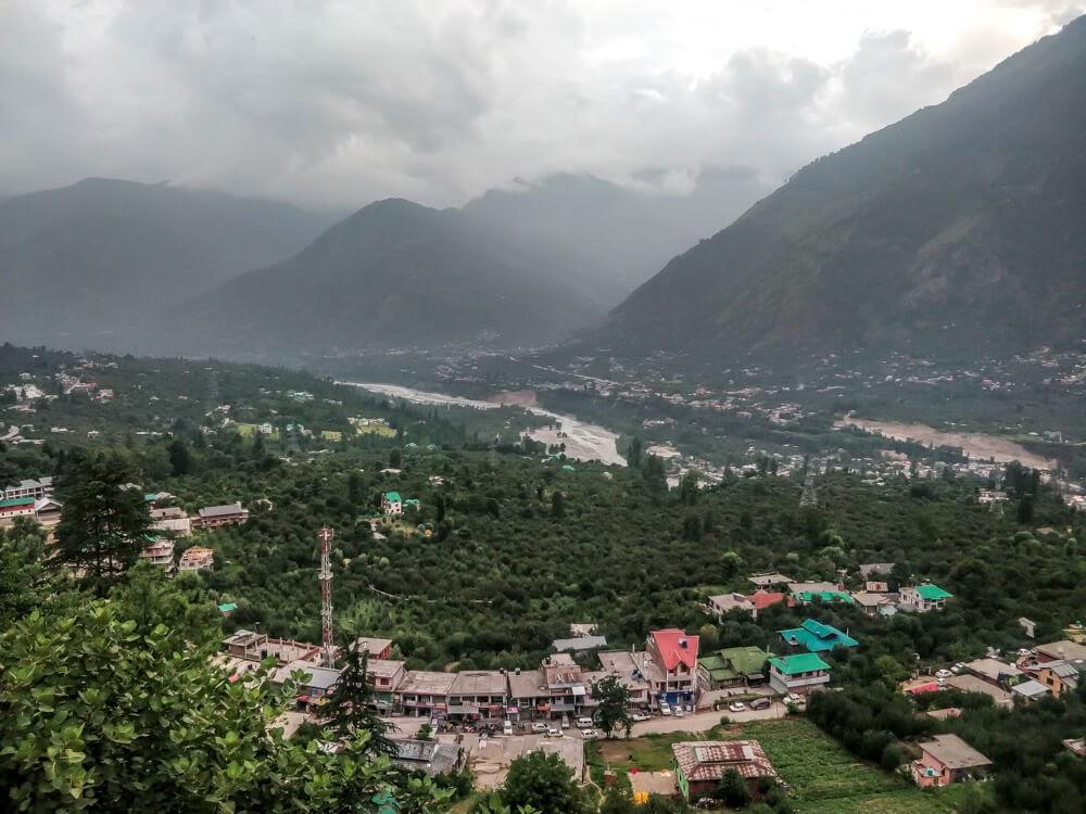 topview+naggar+castle+himachal+pradesh+manali