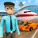 Stickman Airport Security- Police Border Patrol 3D icon