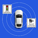 Toronto GPS Radar - Speed & Red Light Cameras icon