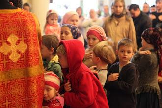 Photo: «Пустите детей приходить ко Мне и не препятствуйте им, ибо таковых есть Царствие Божие.» (Мар.10:14)