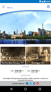 Tata Steel- screenshot thumbnail