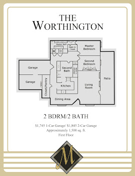 Go to Worthington Floorplan page.