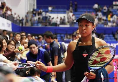 L'objectif prioritaire de Naomi Osaka au tournoi de Stuttgart n'est pas sportif