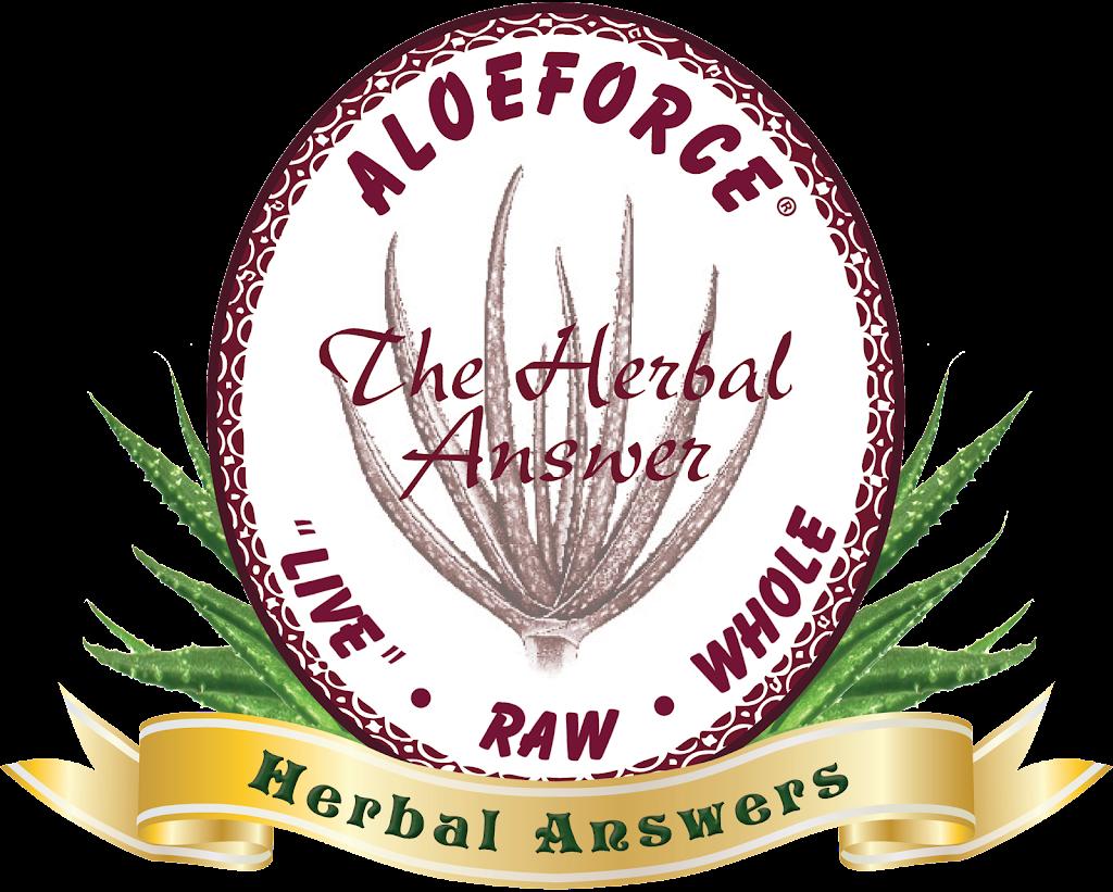 herbal answers logo