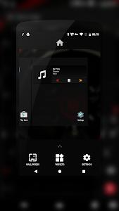 PitchBlack™(DarkRed) CM13/12 v11.6