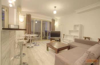 Appartement meublé 2 pièces 49,27 m2