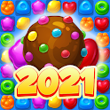 Candy Star Legend - Match 3 Game 2021 icon