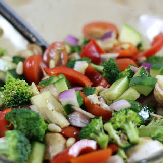 Vegetable Salad With Balsamic Vinegar Recipes.