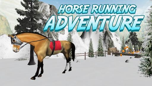 Horse Running Adventure