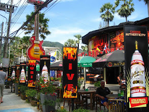 Photo: #002-Patong sur l'île de Phuket