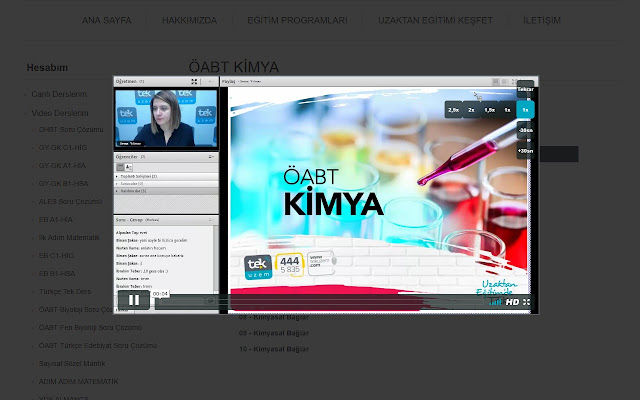 Tekuzem Video Player