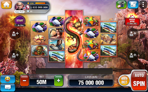 Game Huuuge Casino Slots - Play Free Slot Machines APK for Windows Phone
