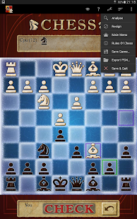 Ajedrez (Chess) Screenshot