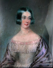"""Photo: Portrait of Wallace's sister Frances (""""Fanny""""). Property of the Wallace family. Copyright A. R. Wallace Memorial Fund."""
