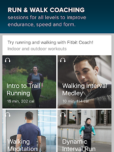 Fitbit Coach- screenshot thumbnail