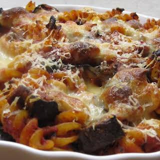 Baked Fusilli Pasta Recipes.