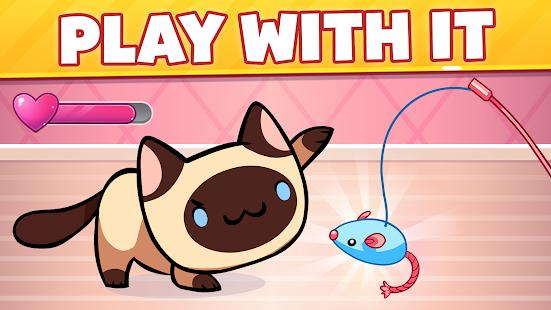 Cat Game The Cats Collector Mod Apk Mod Money V1 34 07 Vip Apk