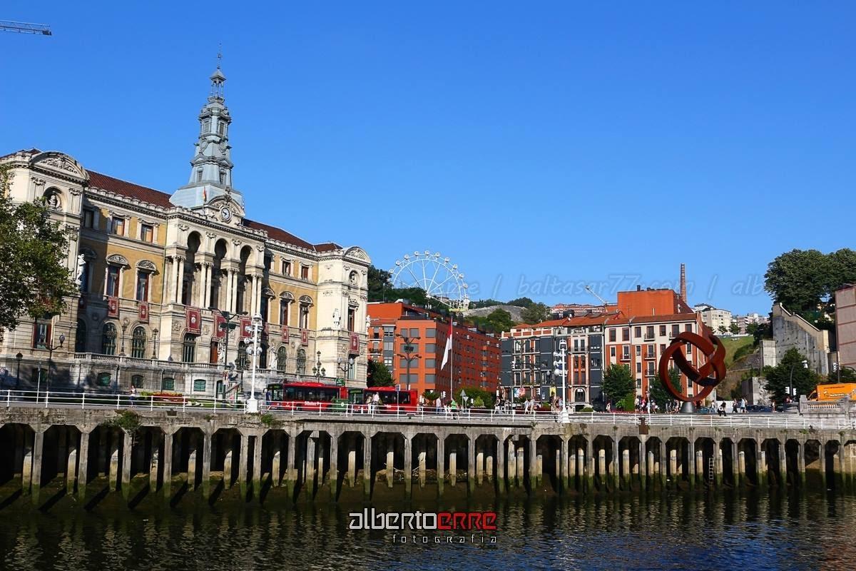 Fotografias de Bilbao