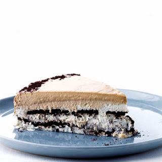 Espresso and Mascarpone Icebox Cake