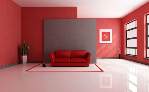 Interior paint design images