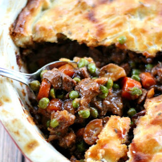 Red Wine Beef Pot Pie Recipes