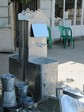 Photo: Day 162 - Outside Washstand for Sale