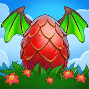 Merge World Above: Merge games Puzzle Dragon