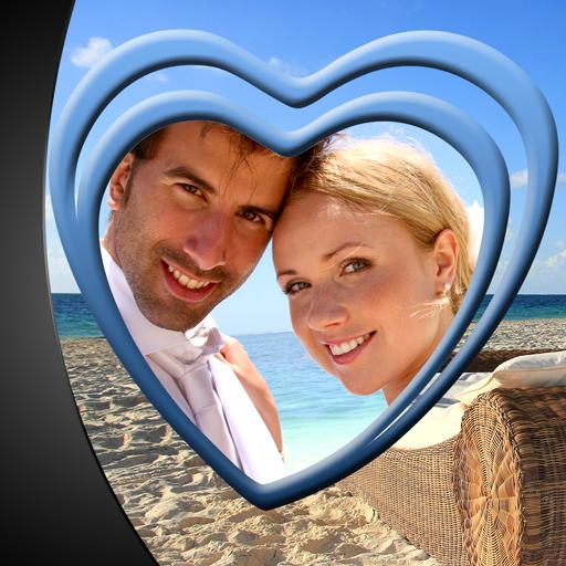 Honeymoon Photo Frames