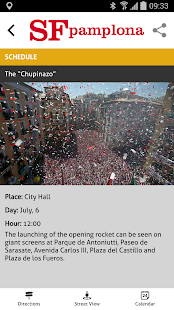 San Fermín Pamplona- screenshot thumbnail