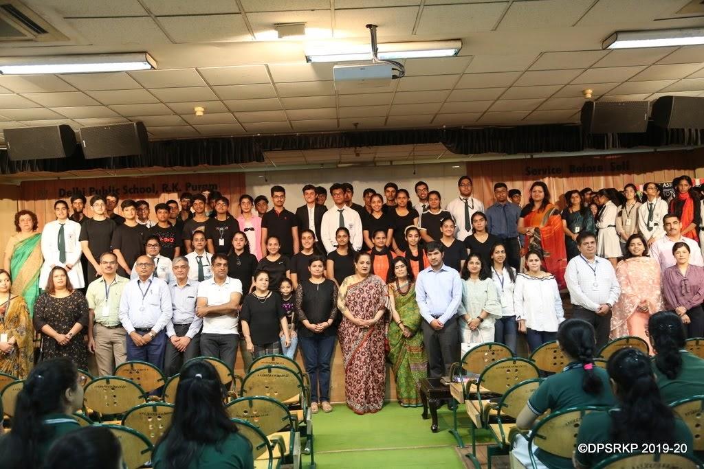 Delhi Public School R K  Puram, New Delhi