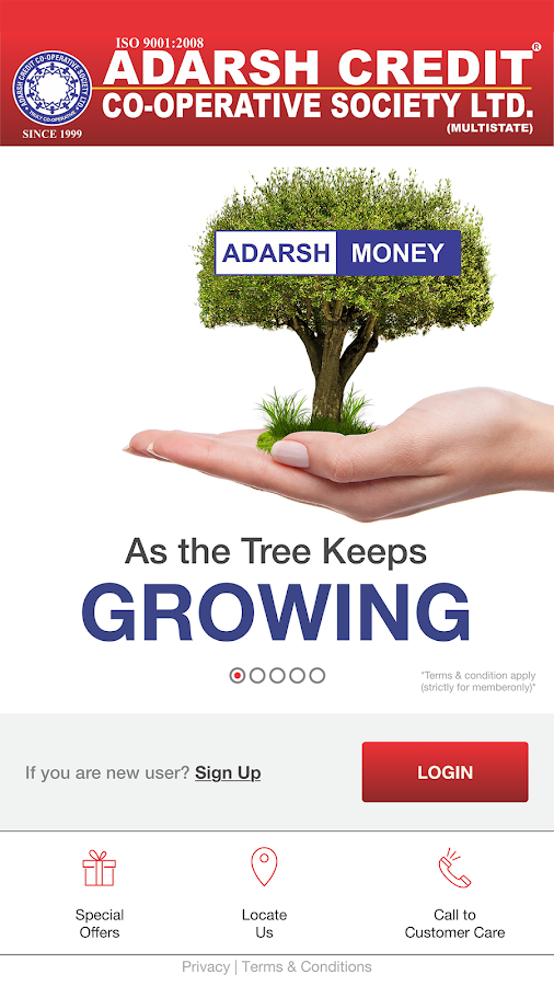 Adarsh Money for Members- screenshot