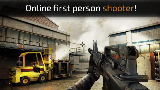 Global Strike: Counter Action screenshot
