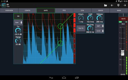 Mixing Station XM32 Pro 9