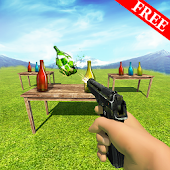 Bottle Shoot 3D Shooting Games
