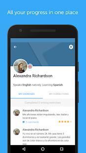 busuu - Easy Language Learning Screenshot 5